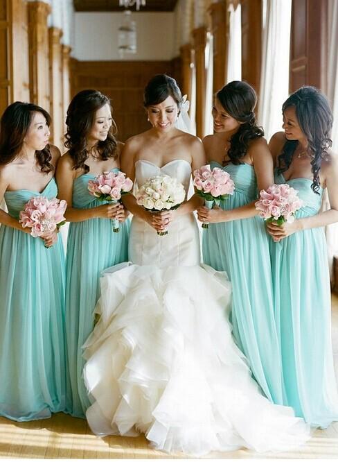 结婚筹备之选伴娘有何标准