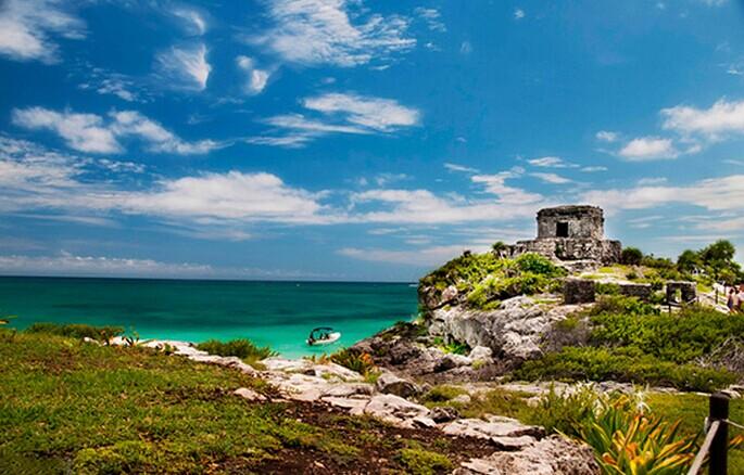 适合举办海滩婚礼的五个海岛