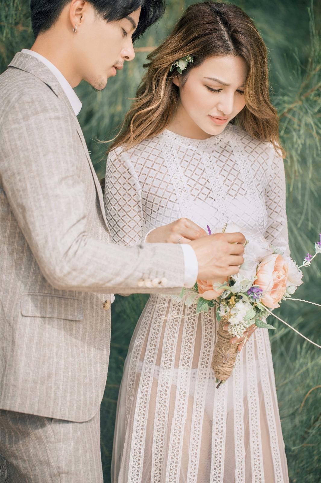 结婚之前拍婚纱照礼服怎么选择的技巧