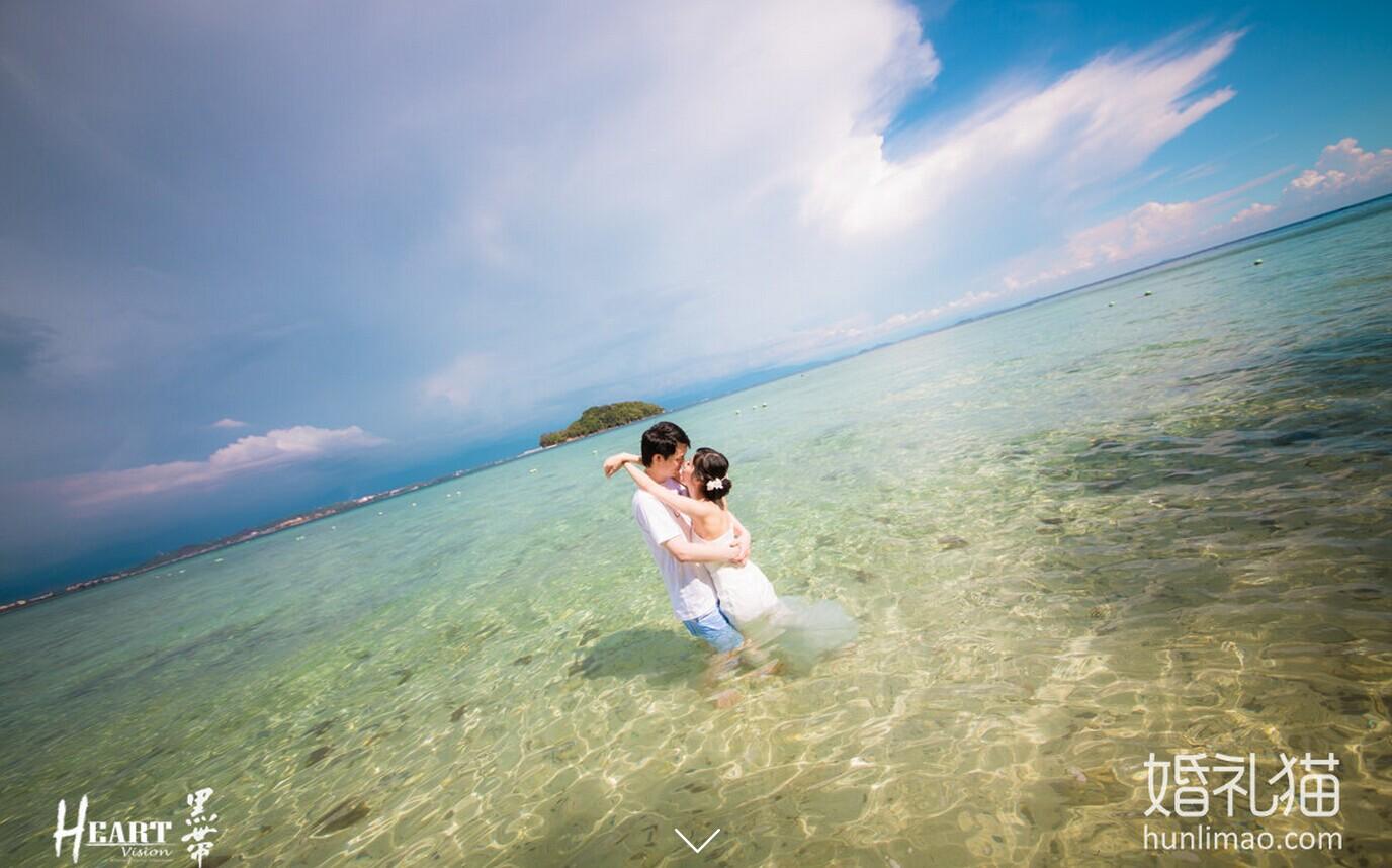 海外婚纱摄影的拍摄地点 婚礼猫带你去马来西亚旅拍