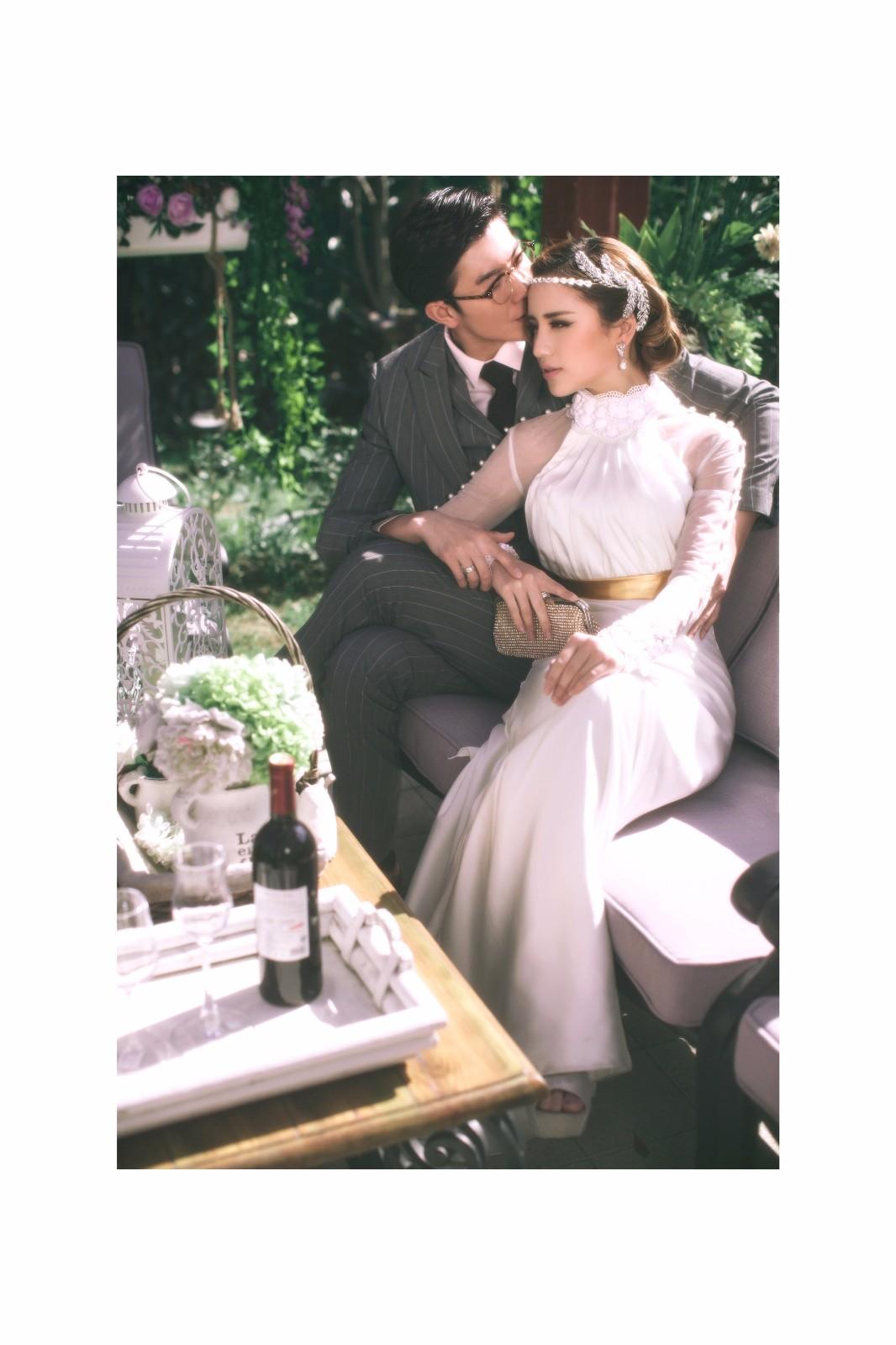 结婚照注意事项,完美的结婚证必不可少