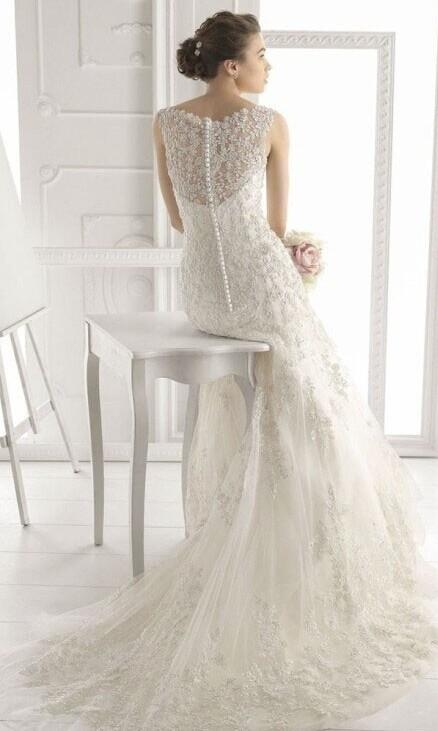 什么样式的婚纱礼服适合自己? 婚礼猫