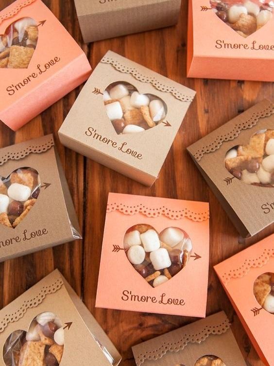 这些创意喜糖包装让人爱不释手