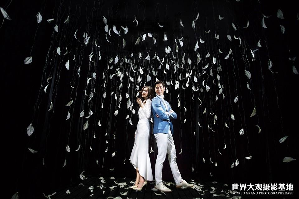 潮州婚纱摄影多少钱,根据潮州当前的工作室的情况而定