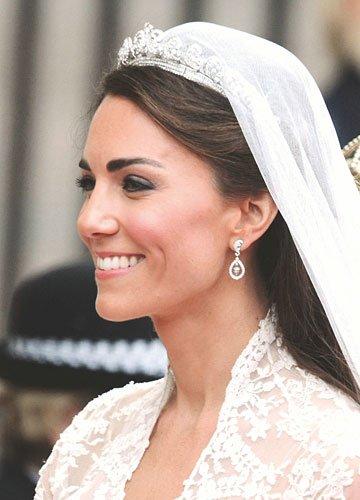 根据脸型挑选新娘耳环的技巧 你适合哪一款