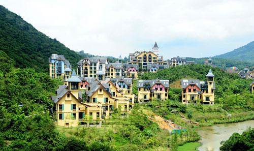 深圳最适合旅拍婚纱照的地方有哪几个?