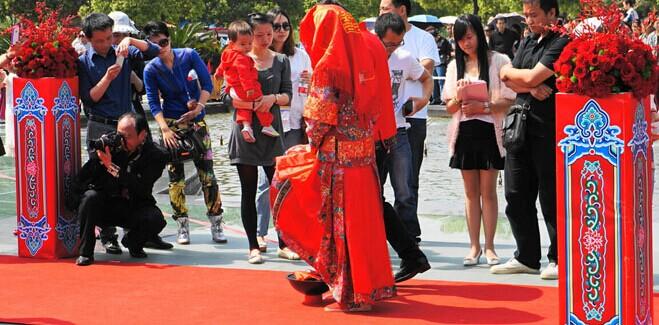 中国传统婚礼习俗的意义 举办中式婚礼必学习 婚礼猫