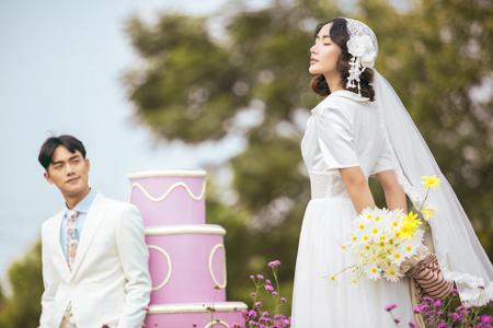 铜陵婚纱照价格,已经不是新人们来到铜陵拍婚纱照的阻碍