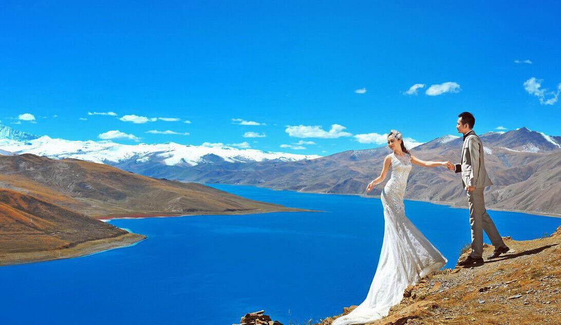 冬天去西藏开展一场轰轰烈烈的婚礼吧!
