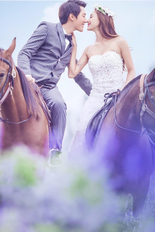 昆明婚纱摄影,有着很多著名景点可以选择