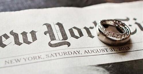 结婚戒指拍摄方式 摆脱单一的拍摄方式