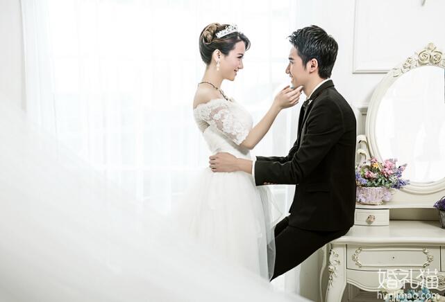 婚礼猫调查特辑:60%女人不摆酒也要拍婚纱照