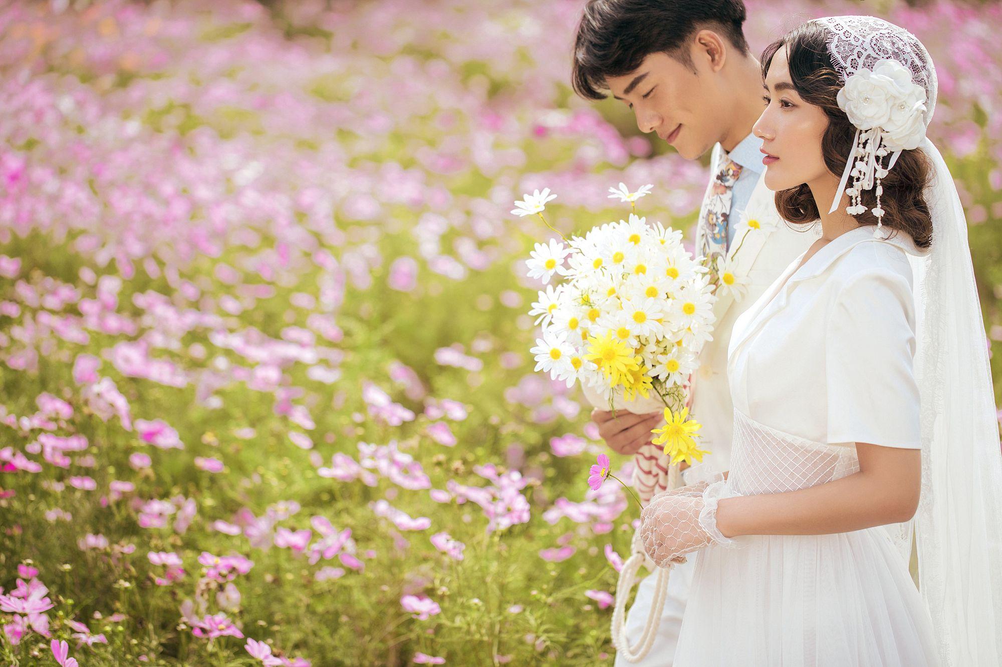 浪漫外景婚纱照拍摄地,广州这十个地方也能满足你!