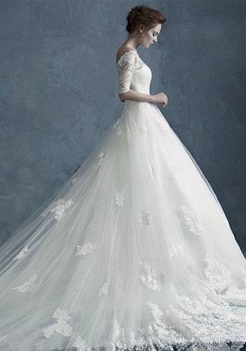 婚礼猫教你根据身型选婚纱,做完美新娘!