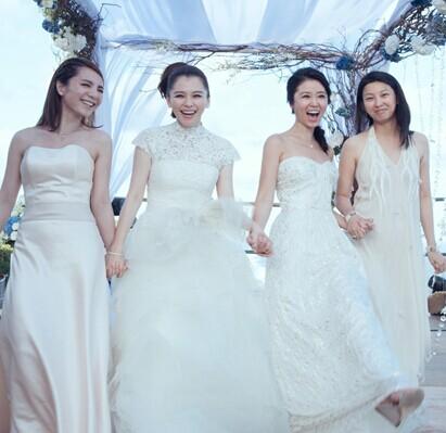不同身材新娘的准新娘要怎么选婚纱?