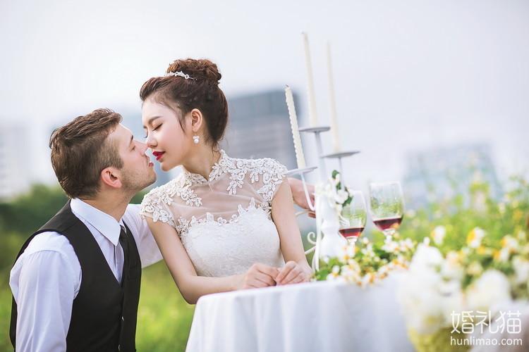 自然不做作拍婚纱照的姿势有哪些?