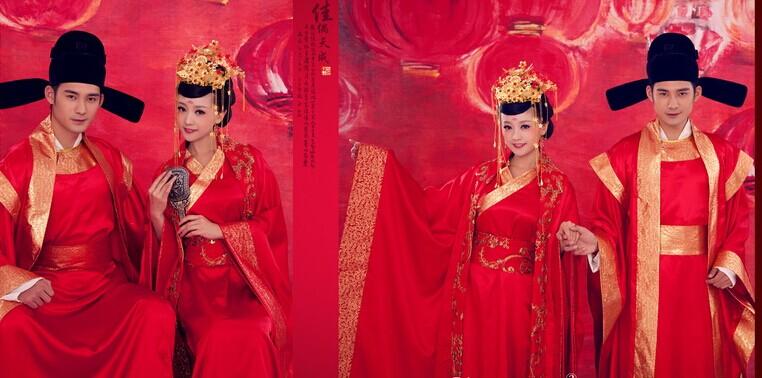 古老的中式婚礼习俗你知多少