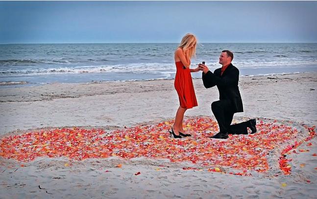 如何求婚的完美流程