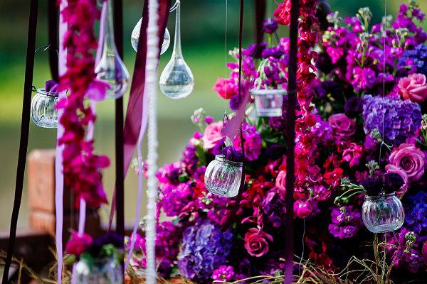 这些婚礼用花色彩搭配技巧你都懂了吗?