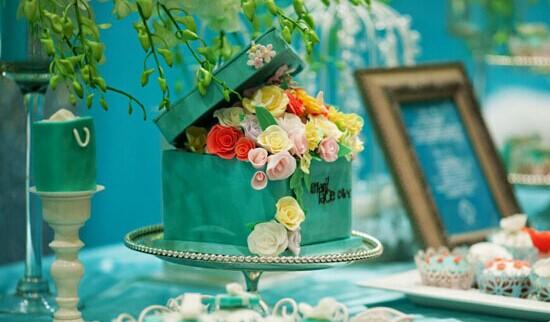 蓝色主题婚礼——蓝色婚宴的婚礼流程表