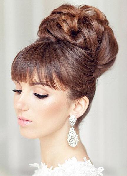 6款提升新娘气质发型 做唯美新娘