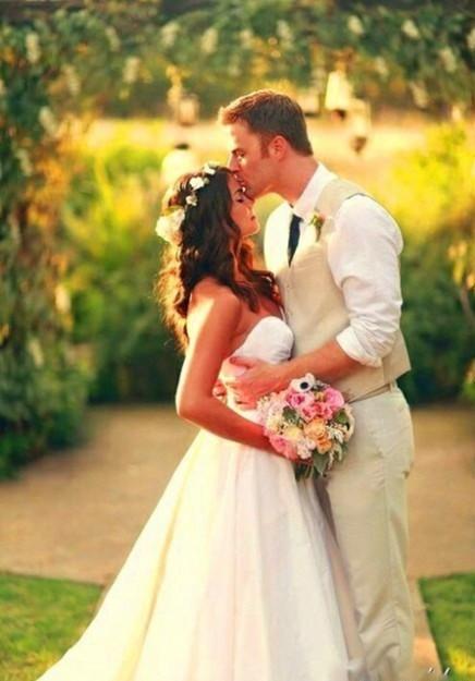 夏季拍外景婚纱照有哪些问题要注意