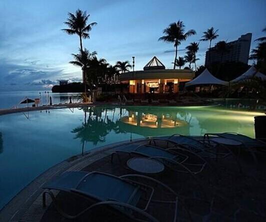 婚宴网推荐蜜月旅行圣地 太平洋最美的蜜月海岛