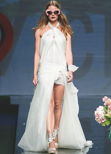 婚礼时尚风 最新的婚嫁风尚