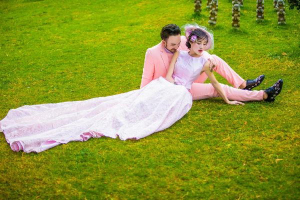 三亚拍婚纱照外景婚纱摄影技巧大全
