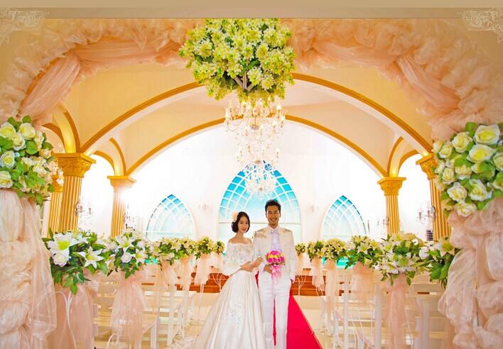 史上最详细的教堂婚礼流程