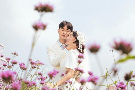 芜湖婚纱照景点,新人们的绝佳去处