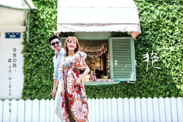 厦门婚纱照如何拍摄出创意与个性化?