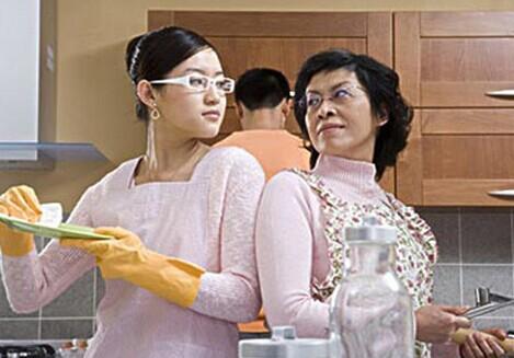 女人婚前须知的婆媳关系的处理问题 婆媳问题