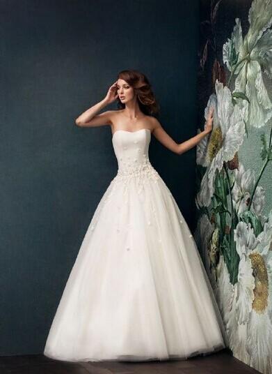 试穿婚纱前要做些什么?
