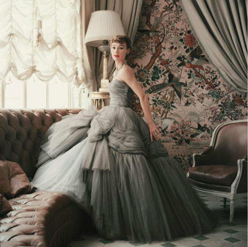 选好婚纱的你别忘了这个!美翻全场的晚宴礼服!
