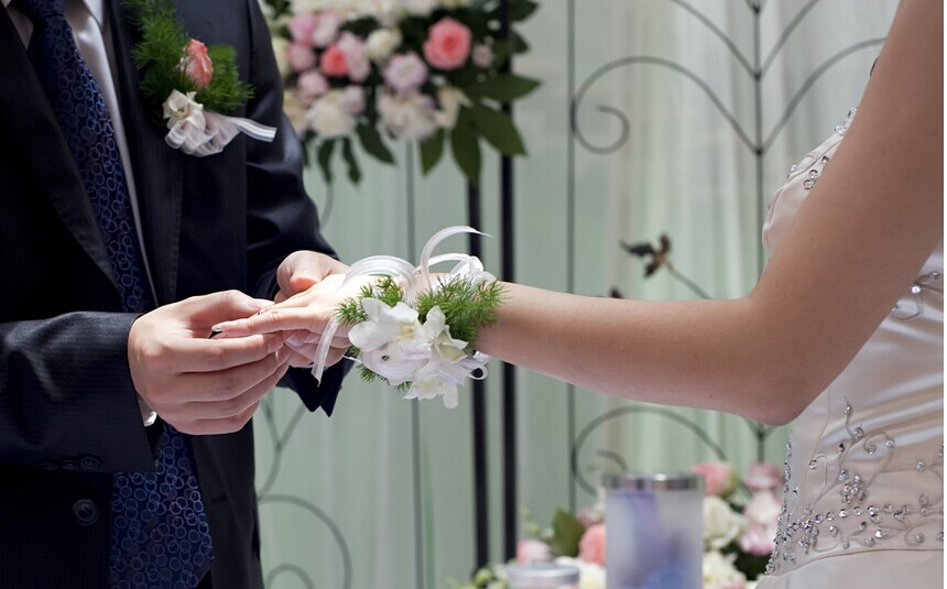 男生女生该怎么戴戒指  国内外戒指的戴法和意义