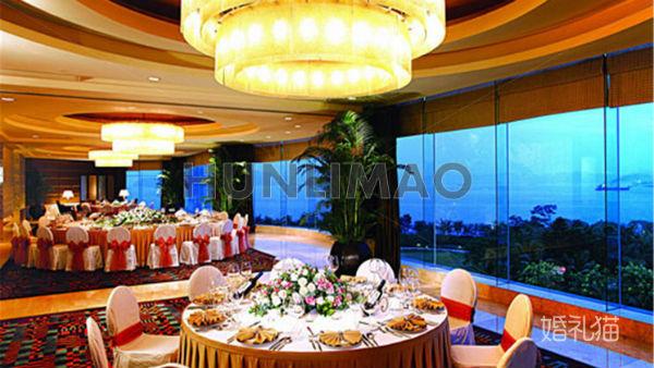 广州婚宴酒店哪家好?推荐南沙大酒店【南沙区】