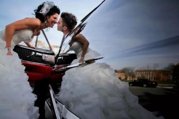 创意婚纱摄影,一起来玩转婚纱摄影