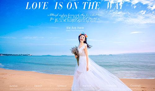 外景婚纱照多少钱?广州外景婚纱照价格表