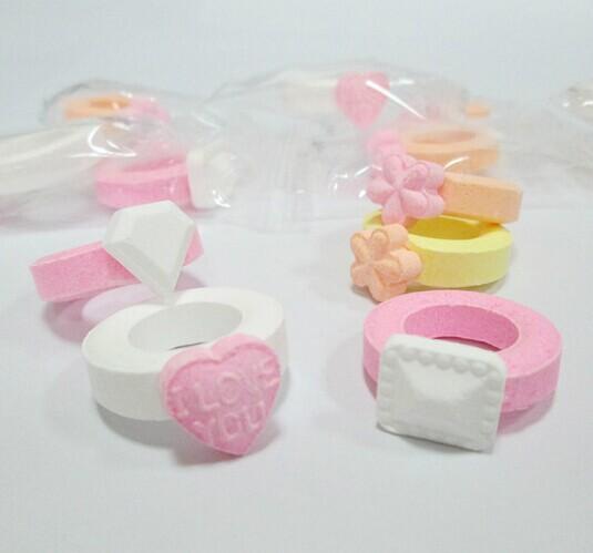 新人结婚用什么婚礼喜糖 让你无法抵抗的美食