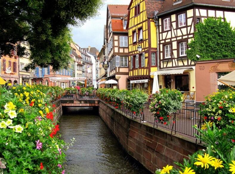 蜜月旅行必选 全球必去的6大绝美小镇<一>
