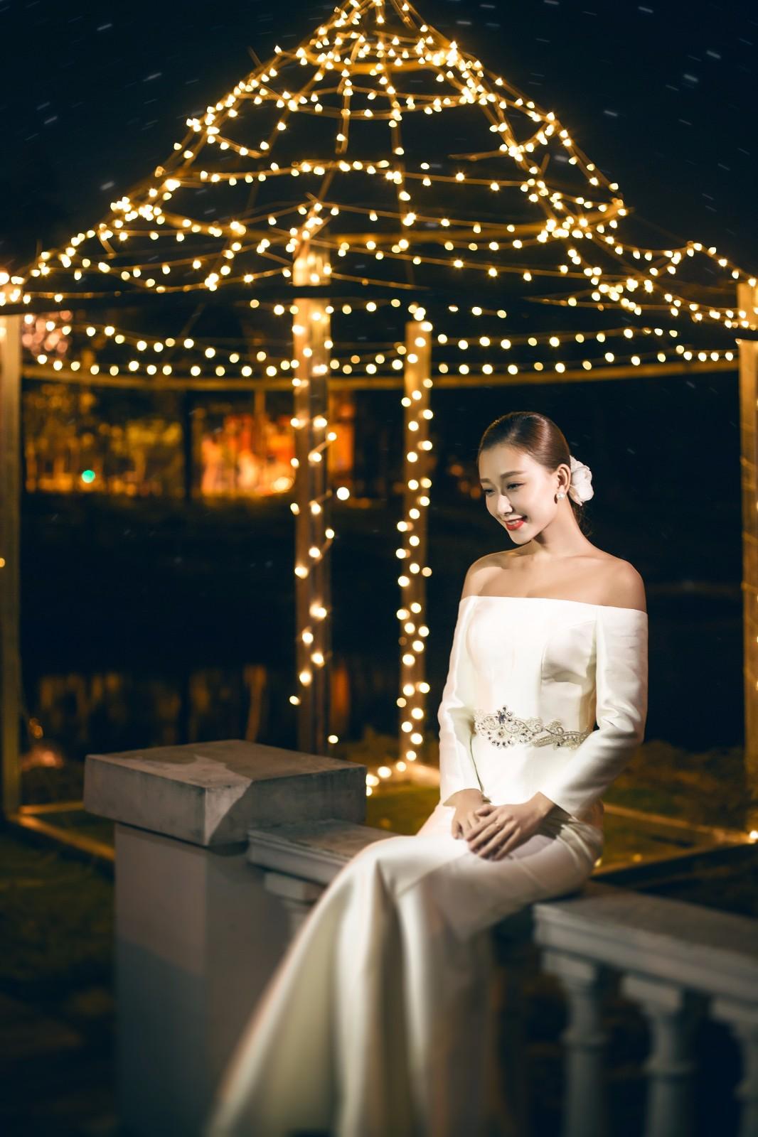 复古婚纱照怎么拍才好看,选择类型也很重要