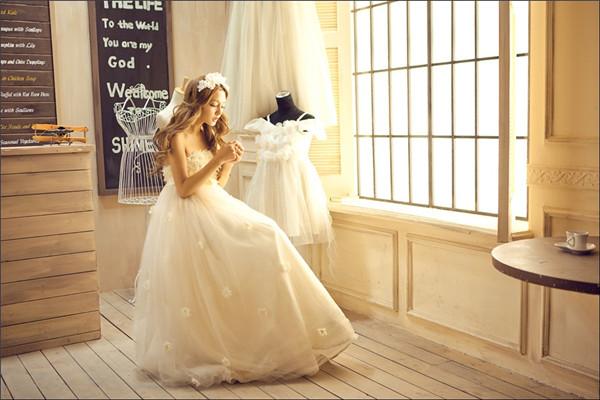你的婚纱真的选对了吗?不同体型新娘婚纱攻略