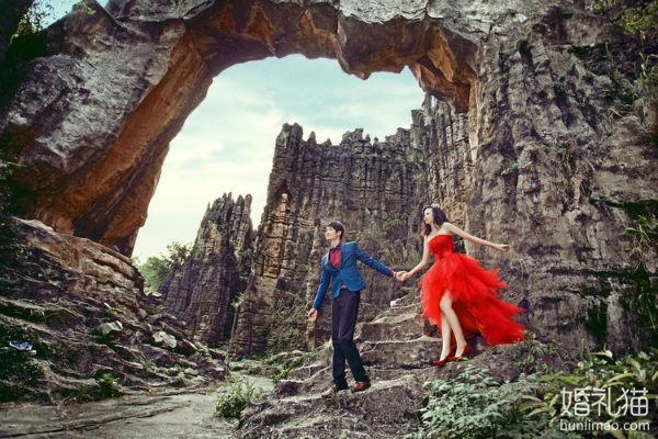 深圳婚纱摄影:拍婚纱照的几个实用小技巧