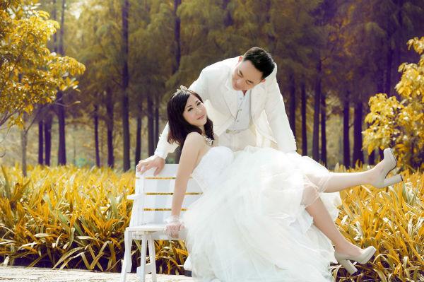 矮个子新娘婚纱照怎么拍好看?显高技巧都在这了