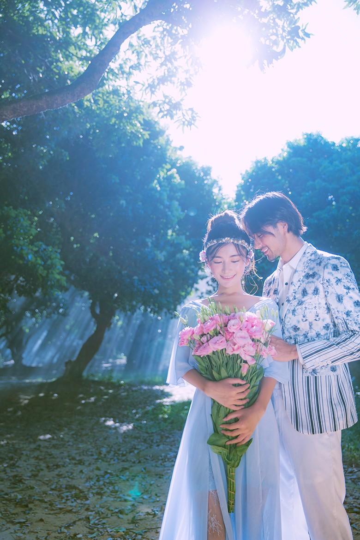 2017鹤岗婚纱照拍摄地推荐大全,最适合的婚纱拍摄地