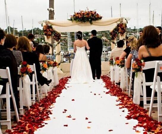 西式婚礼的流程 给她一个永世不变的爱的承诺