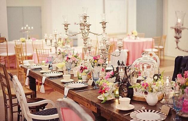 创意装点餐桌的九种创意方法