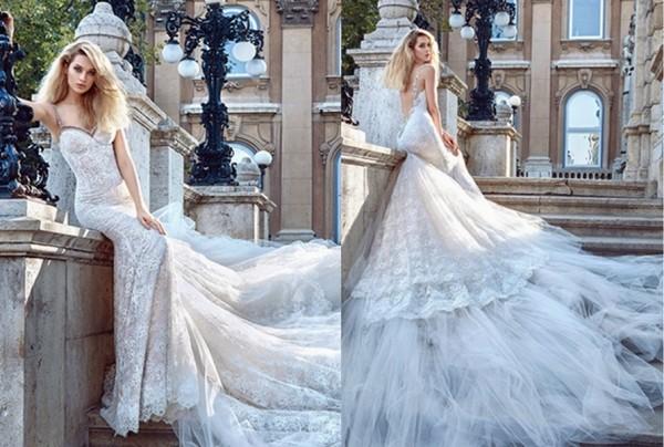 独特的婚纱礼服,打造中世纪的浪漫与性感!