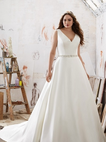 胖新娘拍婚纱照攻略!一不小心就瘦了!